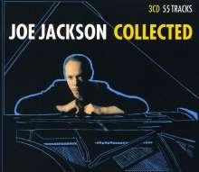 Joe Jackson (geb. 1954): Collected, 3 CDs
