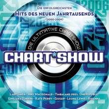 Die ultimative Chartshow: Jahrtausendhits (2000 - 2009), 2 CDs