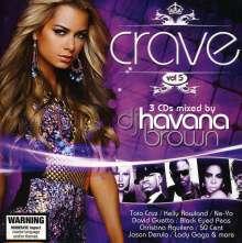 Crave-Mixed By Dj Havana Brow: Vol. 5crave-Mixed By Dj Havana, 3 CDs