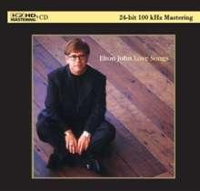 Elton John: Love Songs (K2HD Mastering) (Ltd. Edition), CD
