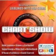 Die ultimative Chartshow: Lieblingshits der Stars, 2 CDs