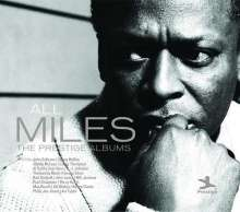 Miles Davis (1926-1991): All Miles: The Prestige Albums (Limited Edition), 14 CDs