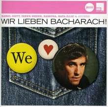 Wir lieben Bacharach! (Jazz Club), CD