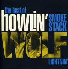 Howlin' Wolf: Smokestack Lightnin': The Best, CD
