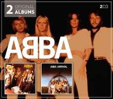Abba: Abba / Abba Arrival (2 for 1), 2 CDs