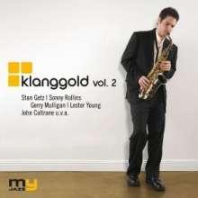 Klanggold Vol. 2 (My Jazz), CD