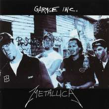 Metallica: Garage Inc. (180g), 3 LPs