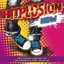 Hitplosion: NDW, CD