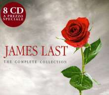 James Last: The Complete Collection, 8 CDs