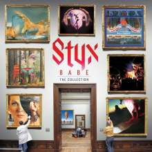 Styx: Babe: The Collection, CD