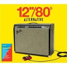 "12""/80's Alternative, 3 CDs"