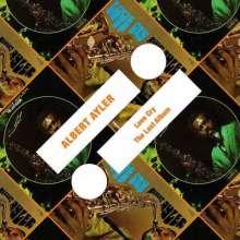 Albert Ayler (1936-1970): Love Cry / The Last Album, CD