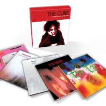 The Cure: Classic Album Selection 1979 - 1984, 5 CDs