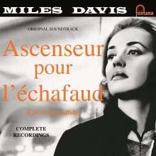Miles Davis (1926-1991): Ascenseur Pour L'Echafaud (180g), 2 LPs