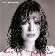 Marianne Faithfull: Dangerous Acquaintances (180g), LP