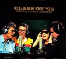 Class Of '55 (C. Perkins / J. L. Lewis / R. Orbison / J. Cash): Memphis Rock & Roll Homecoming (180g), LP