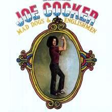 Joe Cocker: Mad Dogs & Englishmen (180g), 2 LPs
