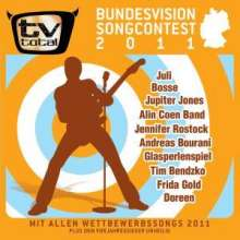 Bundesvision Song Contest 2011, CD