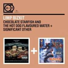 Limp Bizkit: Chocolate Starfish And The Hot.../ Significant Other, 2 CDs