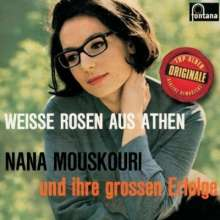 Nana Mouskouri: Weiße Rosen aus Athen (Originale), CD