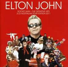 Elton John: Rocket Man: The Definitive Hits, 2 CDs