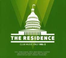 Residence Club Music Only V.2, 3 CDs