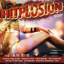 Various Artists: Hitplosion-90er, CD