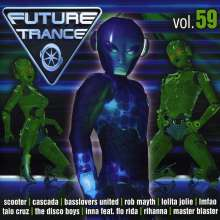 Future Trance Vol. 59, 2 CDs