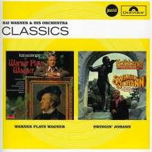 Kai Warner: Warner Plays Wagner / Swingin' Johann (Jazz Club), CD