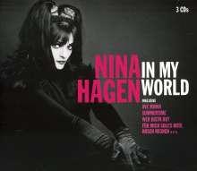 Nina Hagen: In My World, 3 CDs