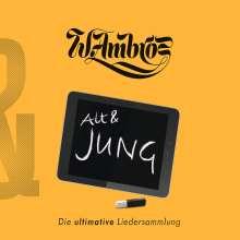 Wolfgang Ambros: Alt & Jung: Die ultimative Liedersammlung, 2 CDs