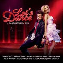 Let's Dance: Das Tanzalbum 2012, 2 CDs
