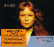 Sandy Denny: Sandy (Deluxe Edition), 2 CDs