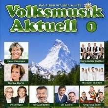 Volkmusik Aktuell 1, 2 CDs