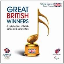Various Artists: Great British Winners, CD