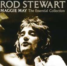 Rod Stewart: Maggie May: The Essential Collection, 2 CDs