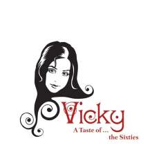 Vicky Leandros: A Taste Of The Sixties, 4 CDs