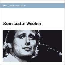 Konstantin Wecker: Die Liedermacher: Konstantin Wecker, CD