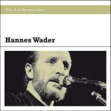 Hannes Wader: Die Liedermacher: Hannes Wader, CD