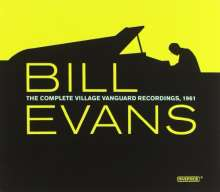 Bill Evans (Piano) (1929-1980): The Complete Village Vanguard Recordings 1961, 3 CDs