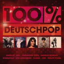 100 Prozent Deutschpop, 2 CDs