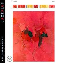 Stan Getz, Charlie Byrd & Luiz Bonfa: Jazz Samba / Jazz Samba Encore!, CD
