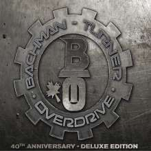 Bachman-Turner Overdrive: Bachman-Turner Overdrive: 40th Anniversary (Limited Deluxe Edition), 2 CDs