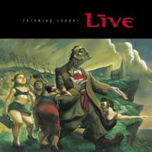 Live: Throwing Copper (180g), LP