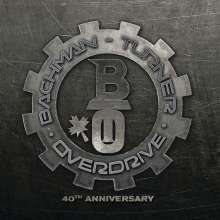 Bachman-Turner Overdrive: BachmanTurner Overdrive: 40th Anniversary, CD
