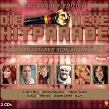 Die neue Hitparade Folge 7 - XXL Sonder Edition, 3 CDs