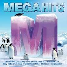 Megahits 2013: Die Erste, 2 CDs