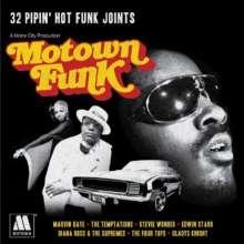 Motown Funk, 2 CDs