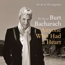 Burt Bacharach: Anyone Who Had A Heart - The Art Of The Songwriter, 2 CDs