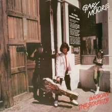 Gary Moore: Back On The Streets (Expanded Edition), CD